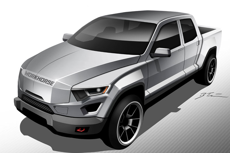 Plug In Hybrid Pickup Truck >> US firm develops plug-in hybrid pick-up truck – Iepieleaks