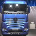 Mercedes studies new Actros versions for China and Brazil