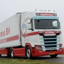 Scania S450 in Koeltrans livery