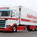 Scania S450 Highline in company livery