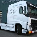 Streched Volvo Globetrotter for Belgium
