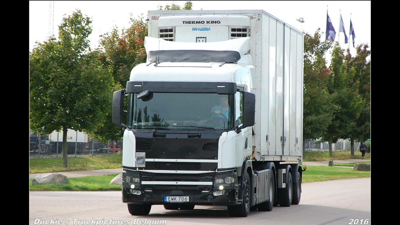Test Trucks Of The Scania P And G Series Iepieleaks