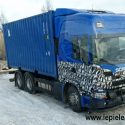 (update) Scania testing G- Highline with construction details