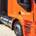 LNG trucks at Vos Logistics: Hot Wheels