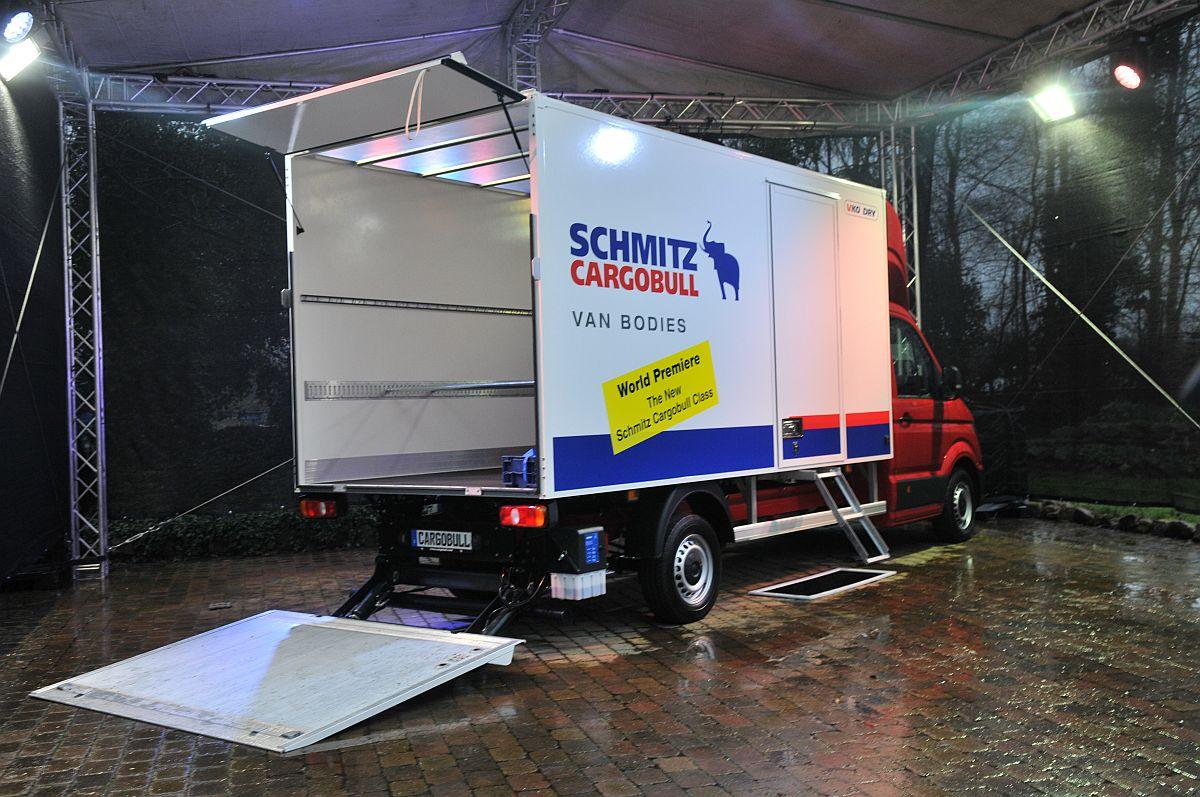 Schmitz Cargobull Introduces Vko Dry Van Box Iepieleaks