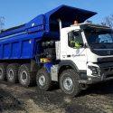 Volvo FMX 10×6 for BAS Mining Trucks