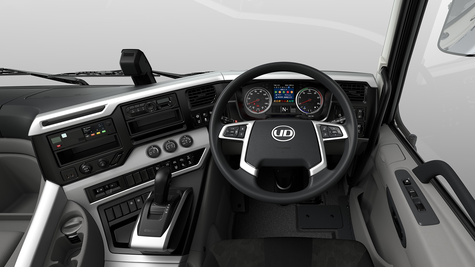 New Quon of UD Trucks – Iepieleaks