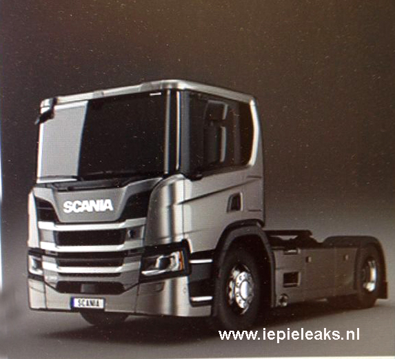 Scania P Cab Looks Ready For Launch Iepieleaks