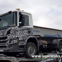 Scania Construction G- or P caught