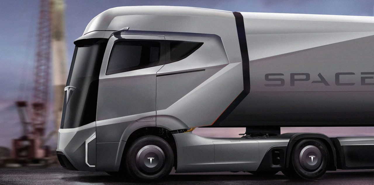 Tesla Teases With All Electric Truck Iepieleaks