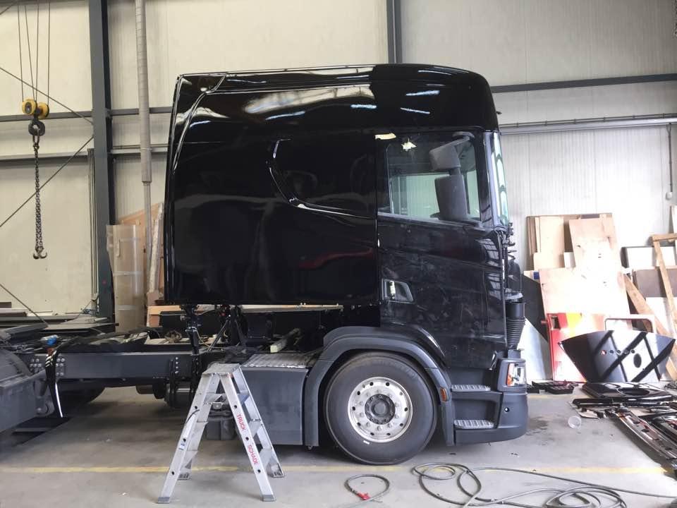 Scania S Longline Iepieleaks