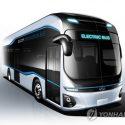Hyundai full electric bus: Elec City