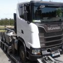 Scania S-730 8×8 spotted