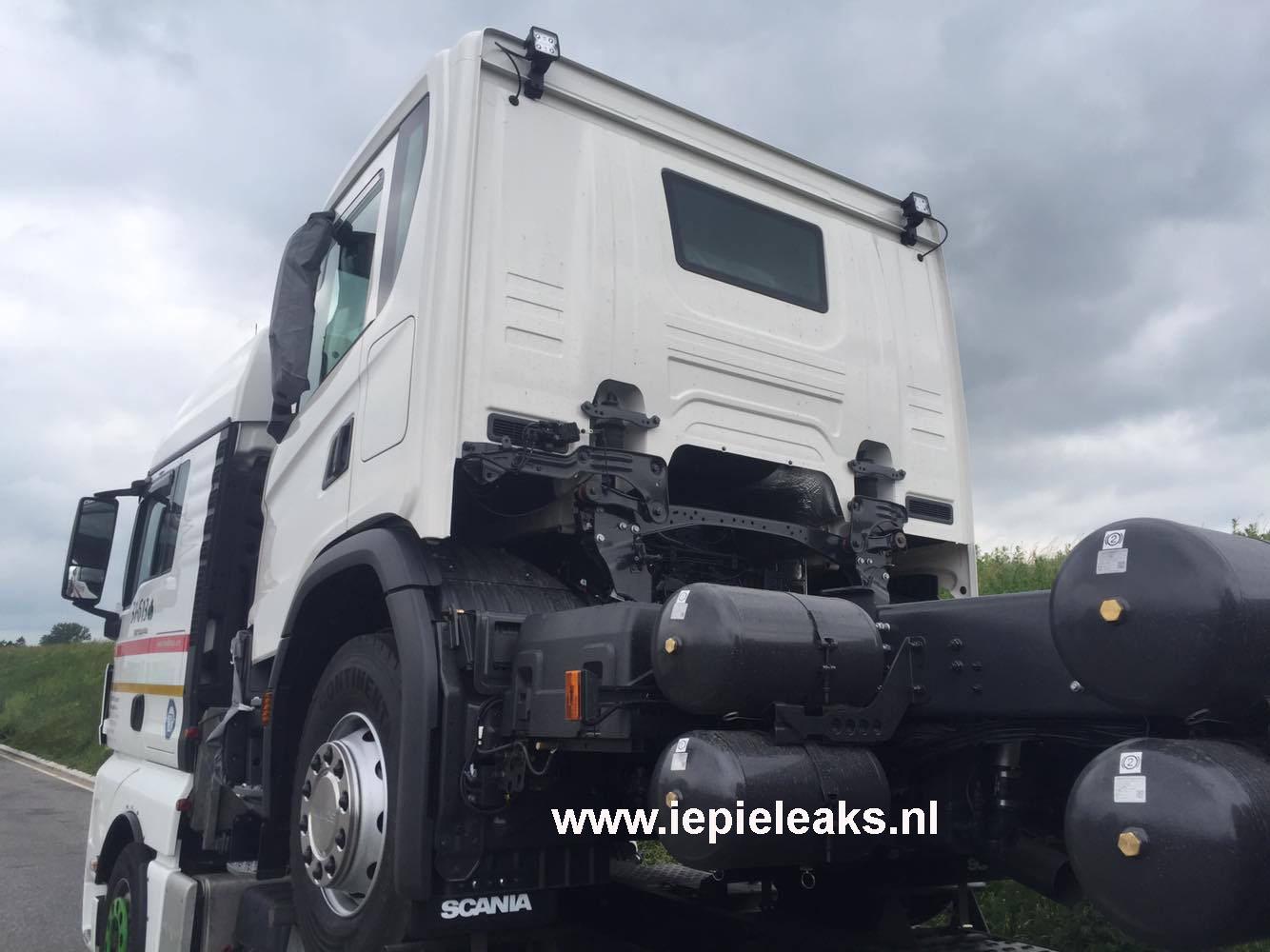 New Scania Xt Construction Range Iepieleaks