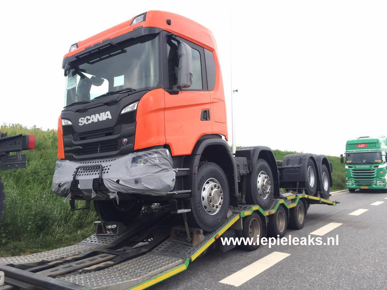 New Scania Xt Construction Range Iepieleaks