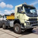 Volvo FMX 8×8 Triple wide spread