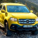 Mercedes-Benz X-Class presented