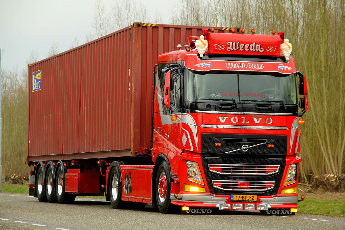 Why some Dutch prefer a low roof cab – Iepieleaks