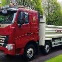 Chinese Sinotruk available in Britain