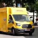 Electric Transit 'Streetscooter' for Deutsche Post DHL