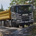 Scania's on test