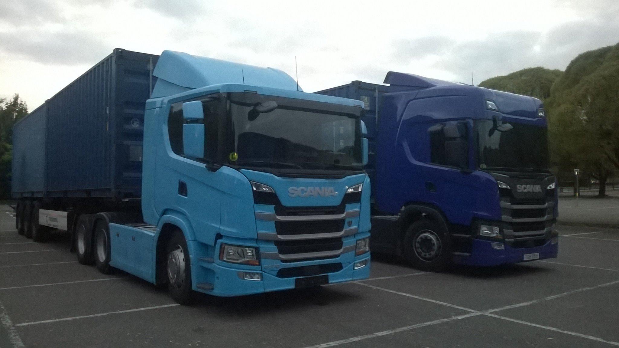 Scania Lowrider Iepieleaks