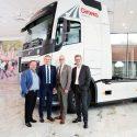 Girteka buys 2,000 Volvo's