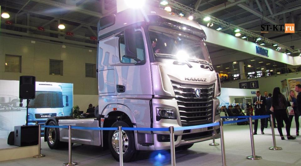 New Cab For Kamaz Long Distance Trucks Iepieleaks
