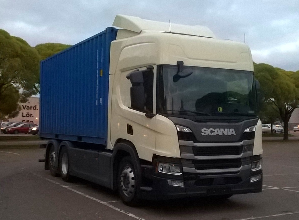 And Even More Scania News Iepieleaks