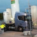 Scania Nextgen LNG on test