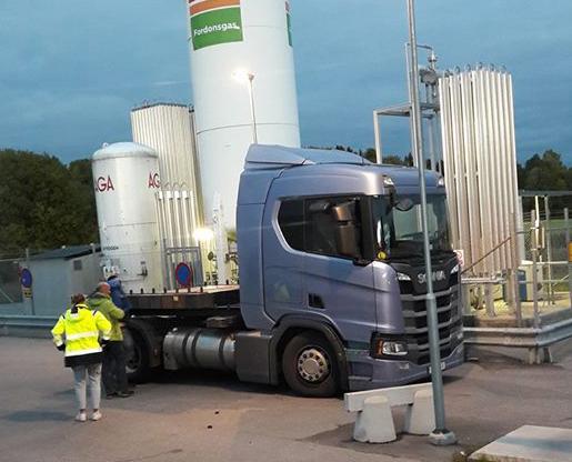 Scania Nextgen LNG on test – Iepieleaks