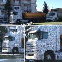 Turkish BMC testing next generation truck
