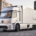 More details about Mercedes Electric truck