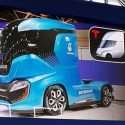 Iveco versus Tesla Semi on Solutrans