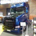 French nextgen bonneted Scania