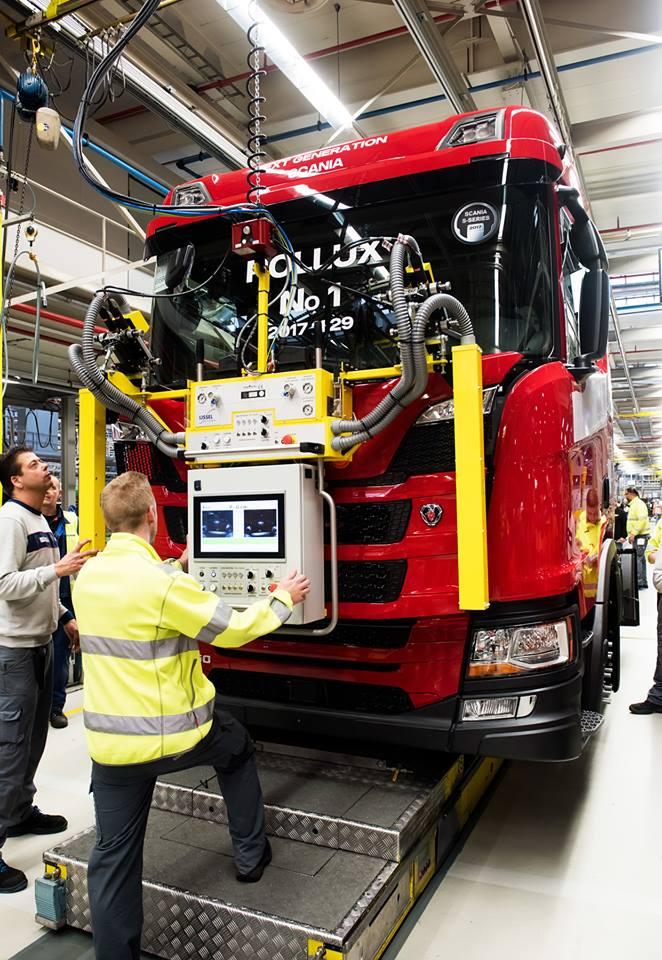 Scania production Zwolle switches to nextgen – Iepieleaks