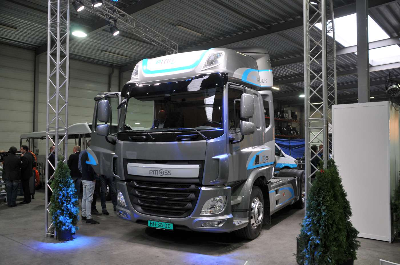 Emoss Ever electric truck presented – Iepieleaks