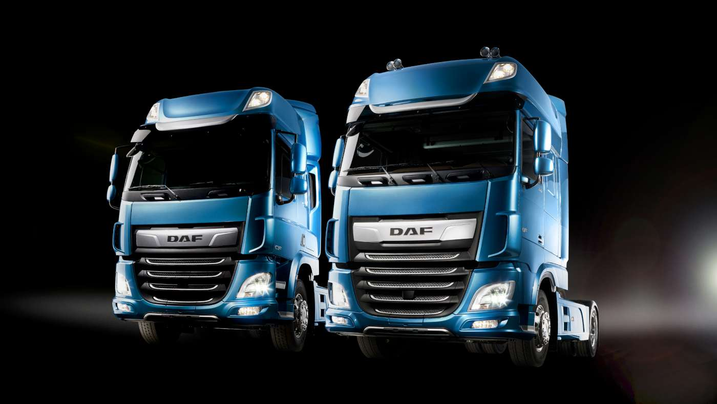 DAF CF and XF Truck of the Year 2018 – Iepieleaks