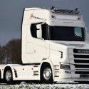 Scania S580T for Danmark