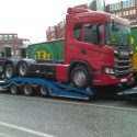 Scania G410 CNG spotted
