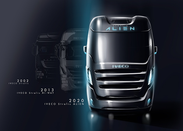 Design Study For Iveco Iepieleaks