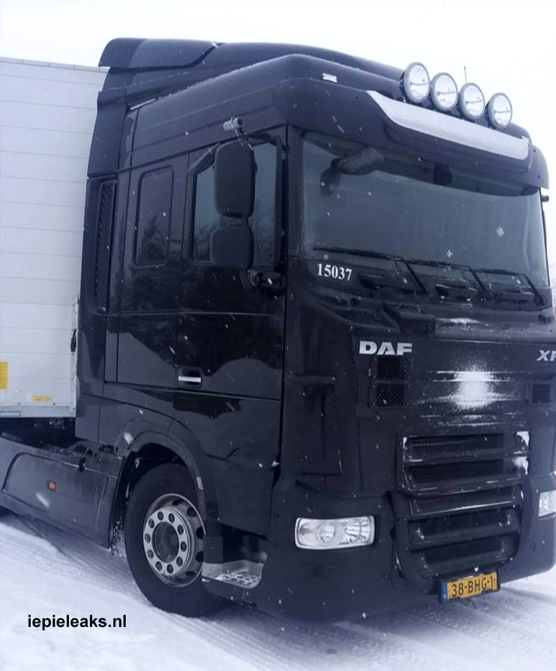 Daf Testing Streamline Cab And Camera Systems Iepieleaks