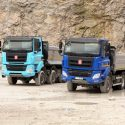 Tatra Euro-6c: More power, smaller dampers and higher axleload