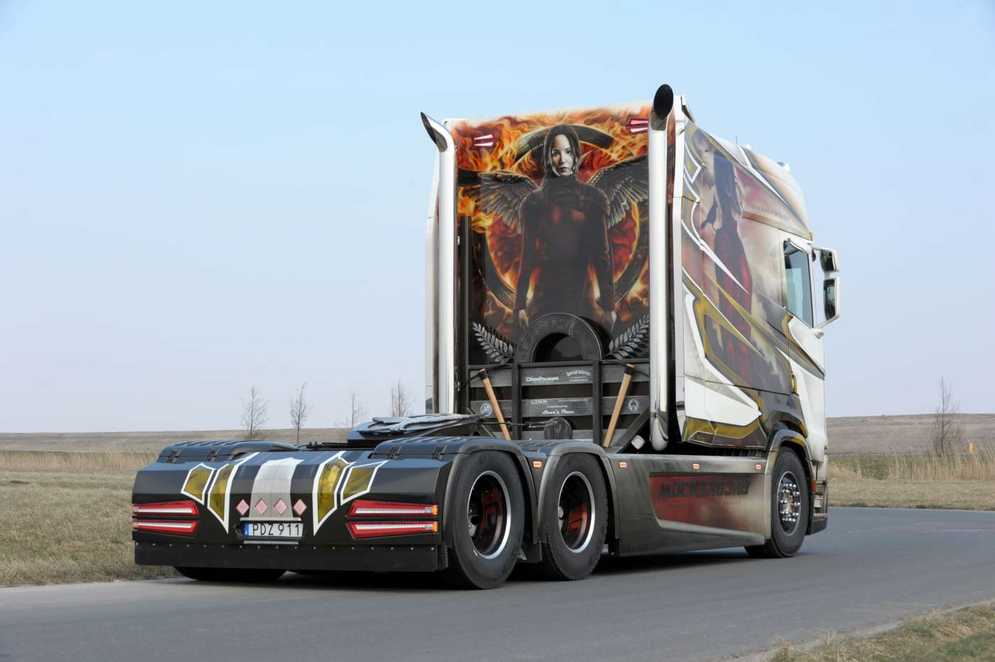 Scania SLX 'Nextgen' Longline – Iepieleaks
