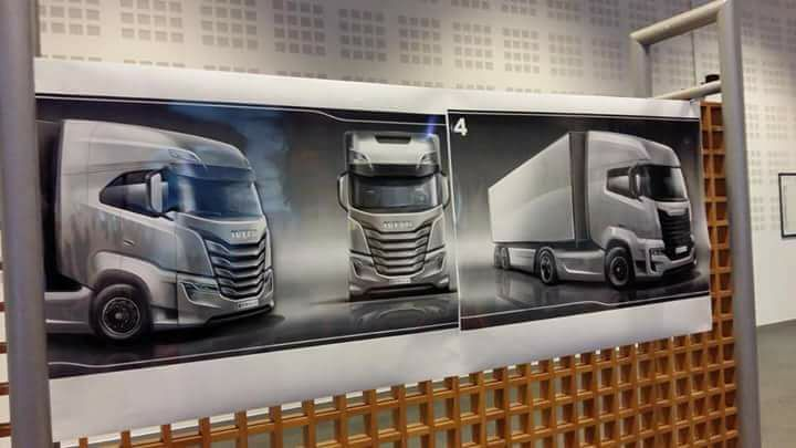 New Iveco Truck Spotted Iepieleaks