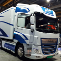 Full electric DAF truck presented by VDL