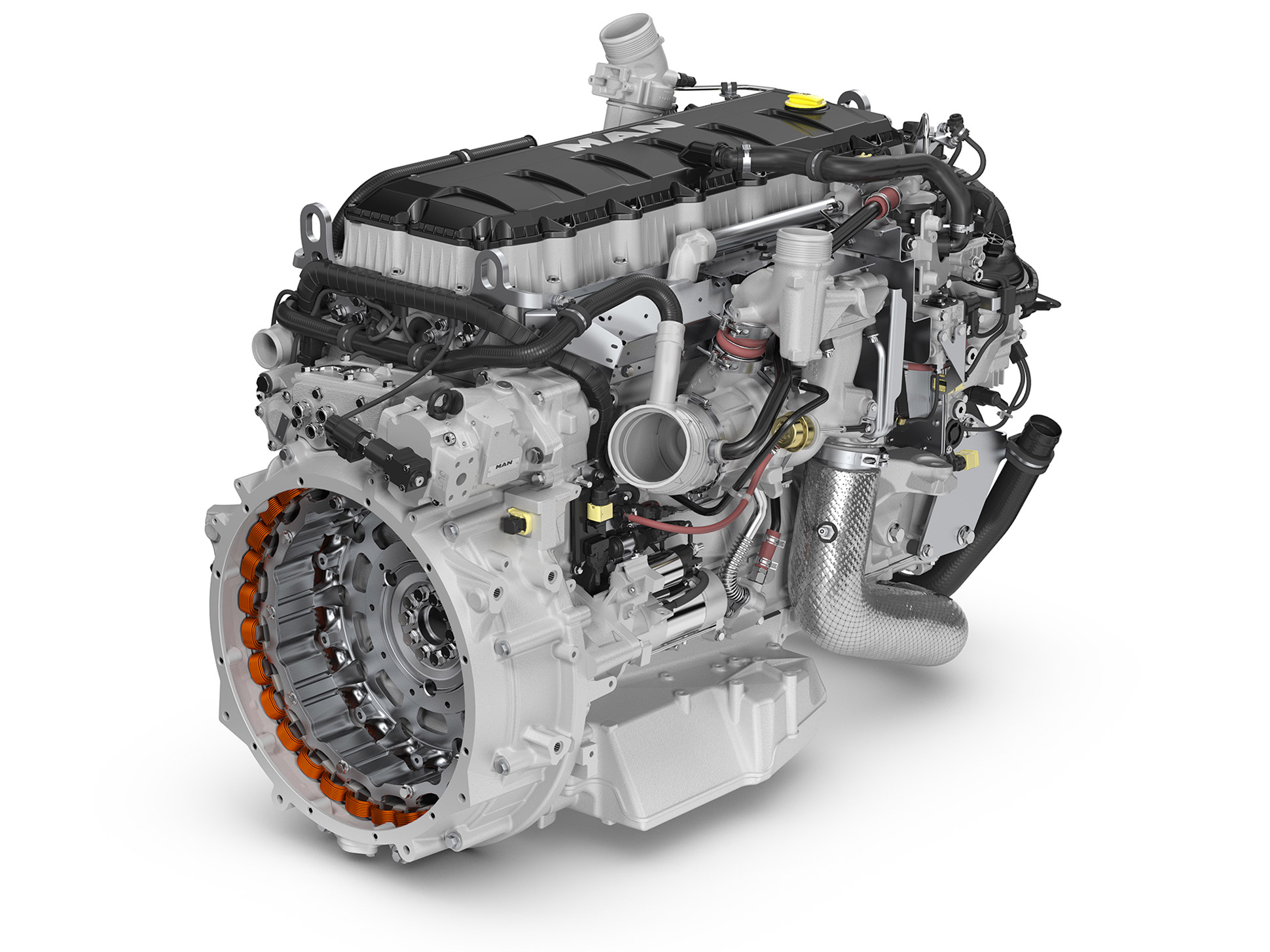 MAN: New engines for TGX and TGS – Iepieleaks