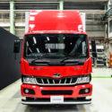 New Mahindra truck by Pininfarina