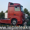 New Actros details leaked