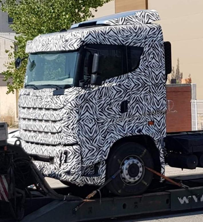 New Tesla Truck >> New BMC spotted! Update! – Iepieleaks